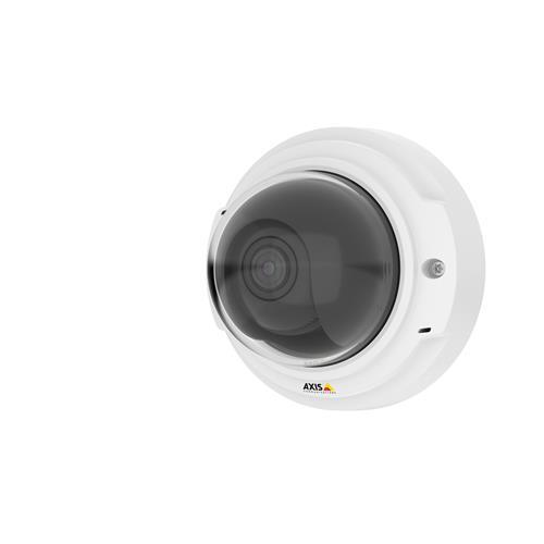 P3374-LV Lightfinder Indoor IP dome camera