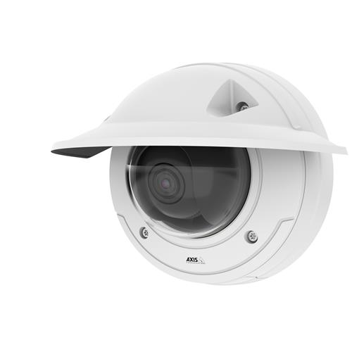 P3375-VE Outdoor IP dome camera, 2MP, 3-10mm