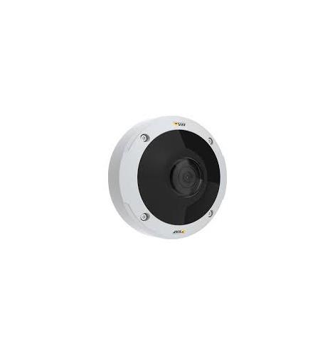 M3057-PLVE Outdoor Hemisferische IP dome camera