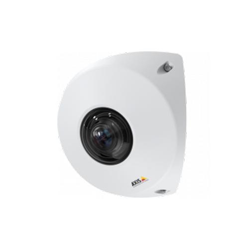 P9106-V - 01620-001 IP Dome camera Geschikt voor: Indoor en vandaalbestendig Resolutie: 3MP Lens: 1.8mm Voeding: 12 VDC + PoE IR Ber eik: N