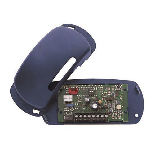 2-kanaals ontvanger 433MHZ, puls, maak, verbreek en timer, bereik ca. 80-250mtr