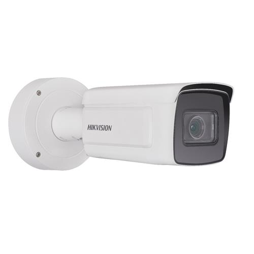 Hikvision Solution SMART IP IP Bullet camera Voor buitengebruik en vandaalbestendig Resolutie: 2MP Lens: 2.8-12mm MZF