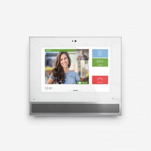 "Paxton Access Net2 Entry DS1064 17,8 cm (7"") Video masterstation - Touchscreen - Volledige duplex - Indoor"