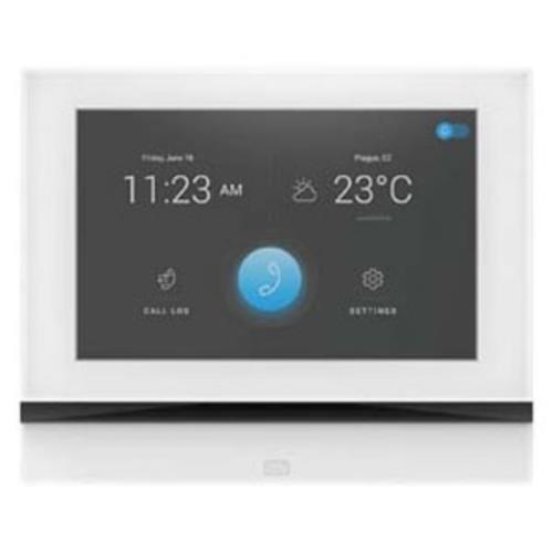 """2n,Ip Indoor View Monitor, 7"""" HD Touchscreen, Full Screen Video, Wit"""