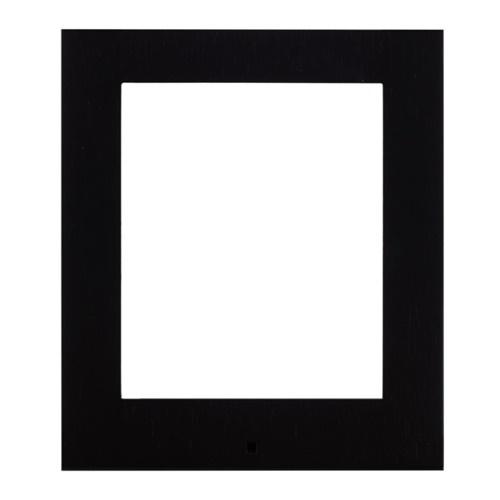 IP Verso - Frame voor opbouw, 1 module, zwart