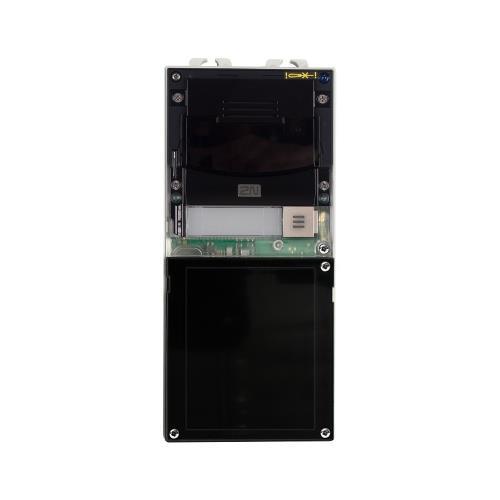 IP Verso - Hoofd unit met camera, zwart
