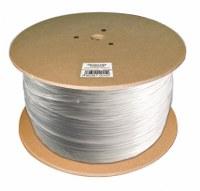 CQR Control kabel - 500 m - Afscherming - Kaal draad - Kaal draad - Wit