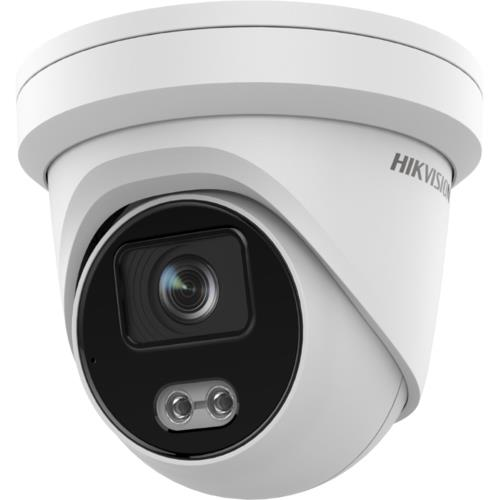 Easy IP4.0 - ColorVu G2, IP Bullet camera, Voor Buitengebruik, Resolutie 4MP , Lens 4mm HFOV 94°