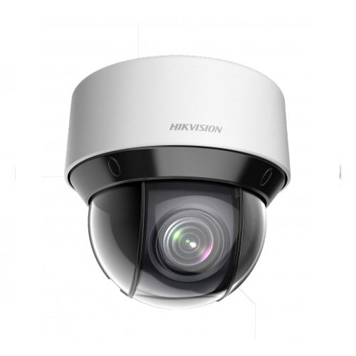 Hikvision DE-Line IP PTZ dome camera Voor buitengebruik Resolutie: 4MP Lens: 4.8 -120mm