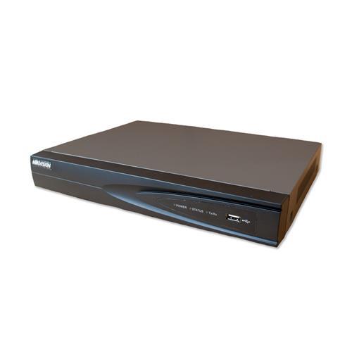 Proline NVR76 - NVR 4 Kanaals, Bandbreedte: 40Mbps/80Mps 1 SATA, capaciteit tot 6TB voor elke HDD Geen POE
