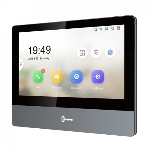 """INTERCOM VIDEO IP 7"""" indoor monit wifi"""