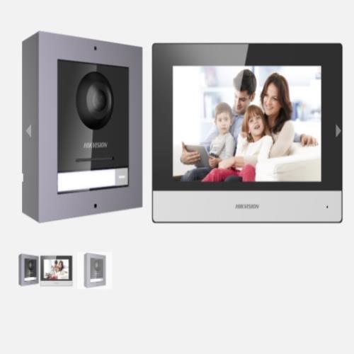 Intercom video kit IP
