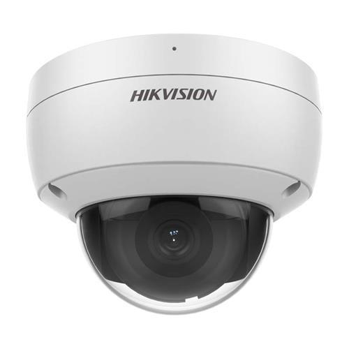Easy IP4.0 - Acusense G2, IP Dome camera, Voor Buitengebruik, Resolutie 8MP , Lens 2.8mm HFOV 111°