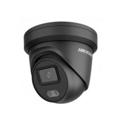Easy IP4.0 Acusense G2 - IP Eyeball/Turret camera, Zwarte uitvoering, Voor buitengebruik, , Resolutie 4MP, Lens 2.8mm