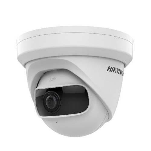 Hikvision EasyIP 3.0 IP Dome camera Voor buitengebruik Resolutie: 4MP Lens: 1.68mm
