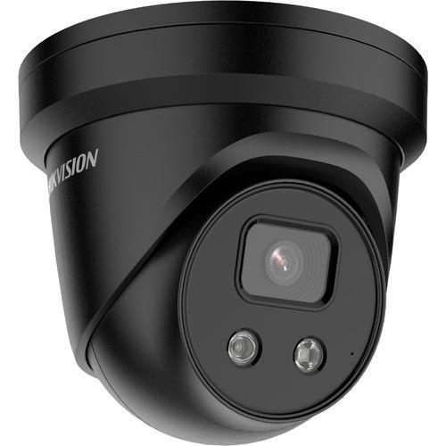 Ip Eyeball 4mp 2.8mm Black Mic