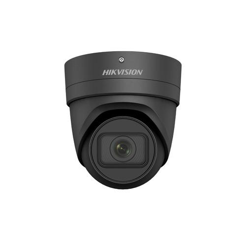Ip Turret Camera, Acusense, Black
