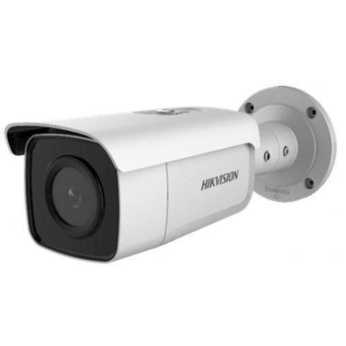 Hikvision Ultra Smart IP Bullet Camera External 8mp Fixed Focal Lens IR 90m 12vdc Poe
