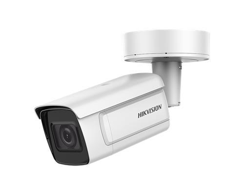 Hikvision Solution SMART IP IP Bullet camera Voor buitengebruik en vandaalbestendig Resolutie: 4MP Lens: 2.8-12mm MZF