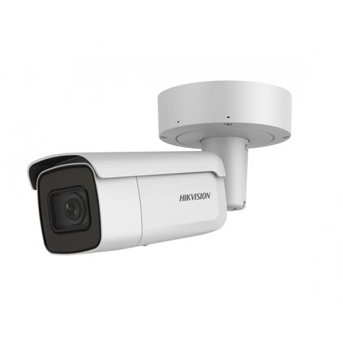 Hikvision Solution SMART IP IP Bullet camera Voor buitengebruik en vandaalbestendig Resolutie: 2MP Lens: 8-32mm MZF