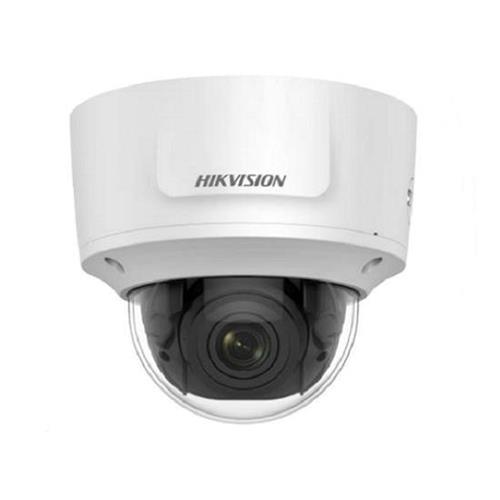Outdoor varifocale IP Dome camera