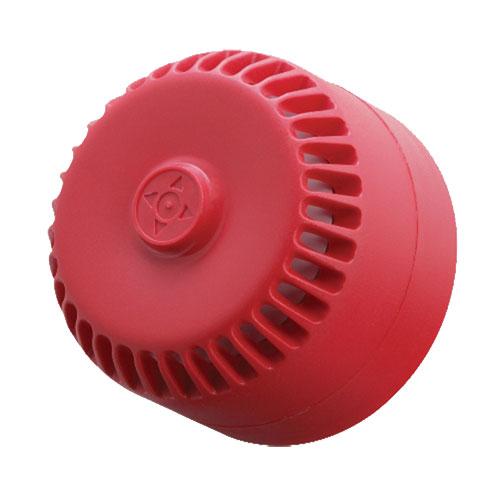 SIRENE CONV 105dB IP54 rood