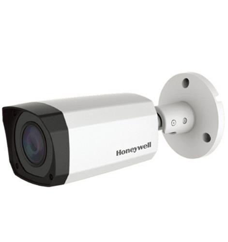 Honeywell IP Bullet camera Voor buitengebruik Resolutie: 4MP Lens: 2.7-13.5mm MZF