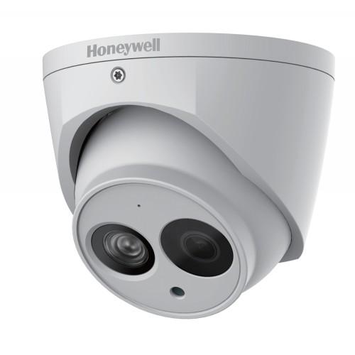 IP Dome camera Geschikt voor: Outdoor 4MP Lens: 2.7mm - 13.5mm Gemotoriseerde Zoomlens Voeding: 12 VDC + PoE IR Bereik: 20 Meter