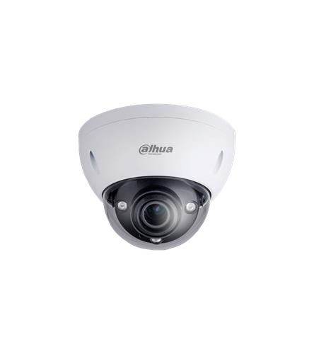 Dahua IP Dome camera Voor buitengebruik en vandaalbestendig Resolutie: 2MP Lens: 2.7-13.5mm MZF