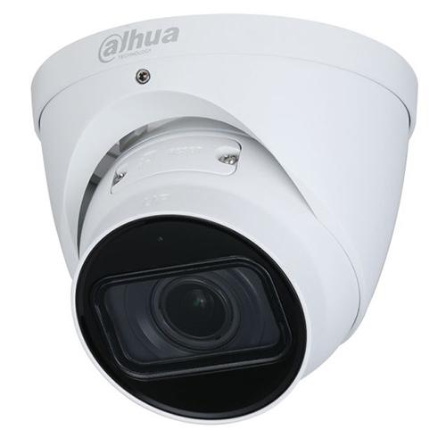 Dahua IP Eyeball/Turret camera Voor buitengebruik Resolutie: 2MP Lens: 2.7-13.5mm MZF