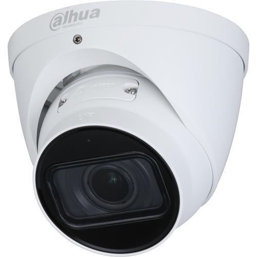Dahua IP Eyeball/Turret camera Voor buitengebruik Resolutie: 4MP Lens: 2.7-13.5mm MZF