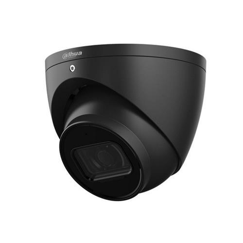Dahua Ipc-Hdw3441em-As IP Eyeball / Turret Camera Voor Buitengebruik, Black, Zwart Resolutie: 4mp Lens: 2.8mm