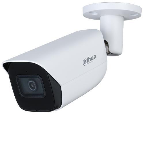 Dahua IP Bullet camera Voor buitengebruik Resolutie: 8MP/4K Lens: 2.8mm