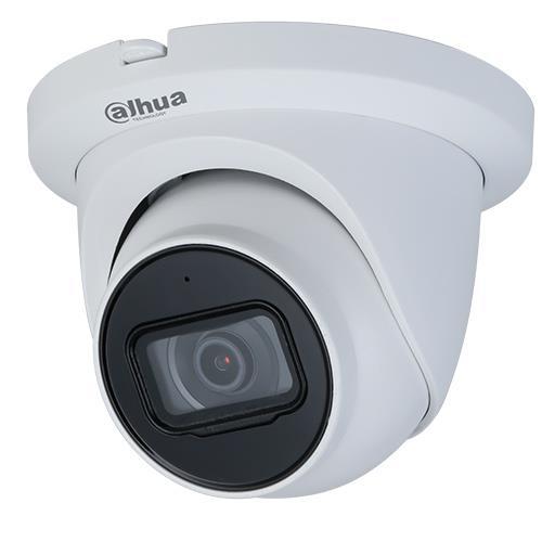 Dahua IP Eyeball/Turret Camera Voor Buitengebruik Resolutie: 4mp Lens: 3.6mm