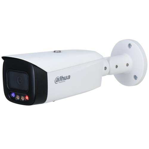 Dahua Wizsense Full-color DH-IPC-HFW3449T1P-AS-PV IP Bullet camera Resolutie 4MP Lens: 3.6mm