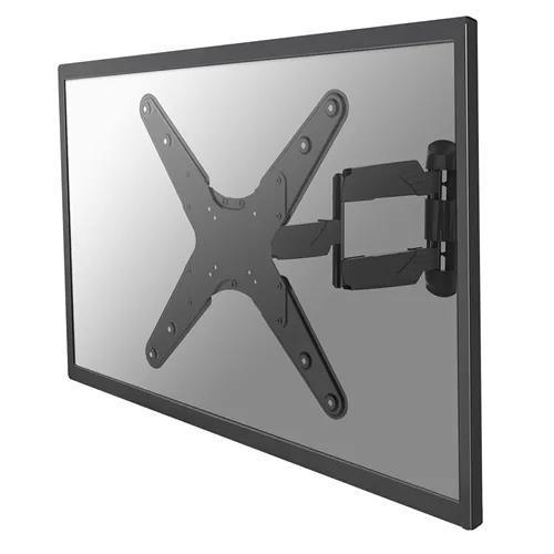 """Newstar Nm-W440black Is Een Wandsteun Met 3 Draaipunten Voor Flat Screens T/M 55"""" (140 Cm)"""
