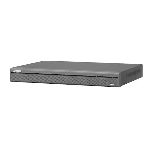 Dahua Lite DHI-NVR4204-P-4KS2 Videobewakingsstation - 4 kanalen - Netwerk-videorecorder - H.264 formaten - 30 Fps - 1 Audio In - 1 Audio Out - 1 VGA Out - HDMI