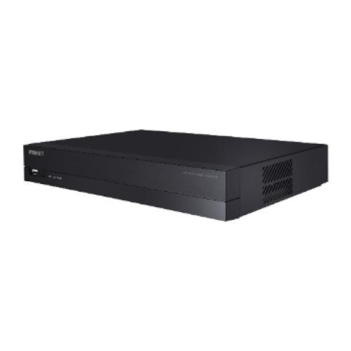 Wisenet Q 8kanaals NVR - Harddisk 2tb