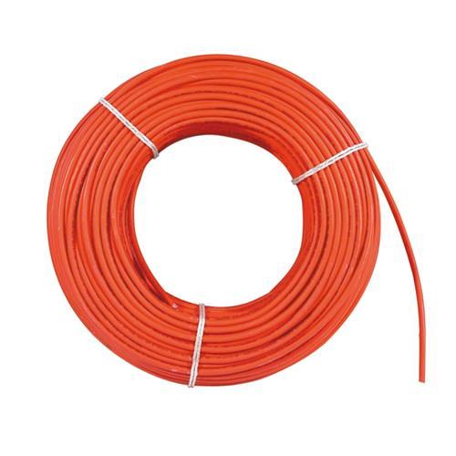 Ramcro Control kabel voor Brandalarm - 200 m - Afscherming - Kaal draad - Kaal draad