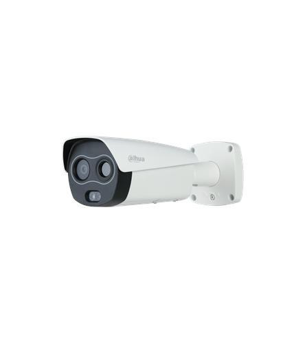 Dahua IP Bullet thermische camera TPC-BF2221-B3F4 Geschikt voor: Outdoor Thermal: 256x192 / 2MP Lens: thermisch 3,5mm / Optisch 4mm