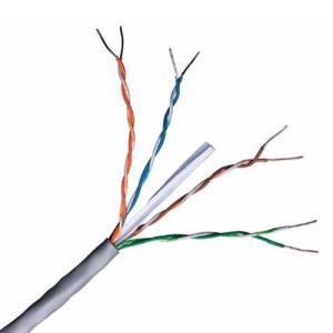 Connectix 305M Cat6 U/UTP Vaste Kern Grijs Eca