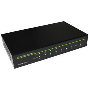 Netwerk Switch POE 8 Port Gigabit