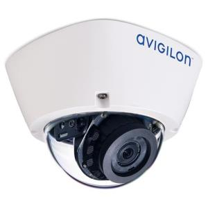Avigilon Lightcatcher IP Dome camera Voor Buitengebruik Resolutie: 4MP Lens: 3.3-9mm MZF