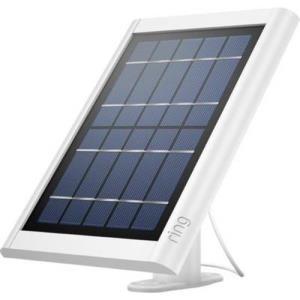 INTERCOM Spotlight solar panel white