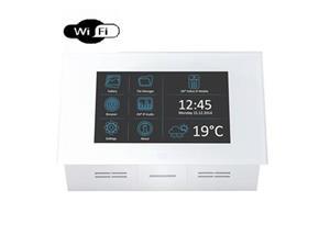 """Indoor Touch WIFI LCD 7"""" Binnenpost met PoE - Wit"""