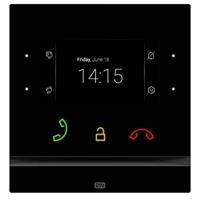 Intercom Video IP Indoor Touch Zwart