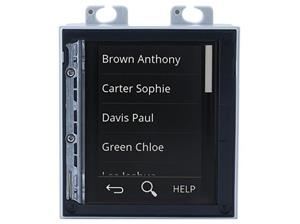 INTERCOM VIDEO DIV Touch module