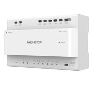 INTERCOM VIDEO DIV RJ-45 interface