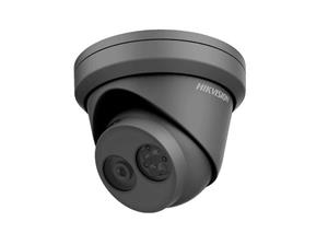 HIKVision Outdoor IP Eyeball camera Black 4MP 2.8mm IR: EXIR 30m
