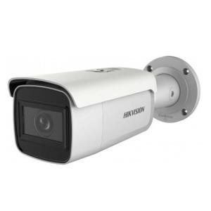 Hikvision EasyIP 2.0+ IP Bullet camera Voor buitengebruik Resolutie: 4MP Lens: 2.8-12mm
